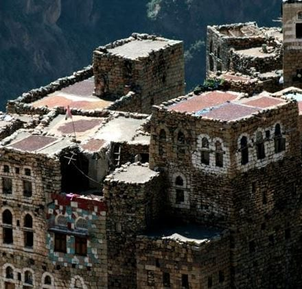 Yemen - Chaotic and Beautiful Sanaa