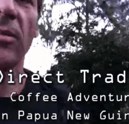 Funny or Not, Here I Come... Direct Trade Coffee Adventure