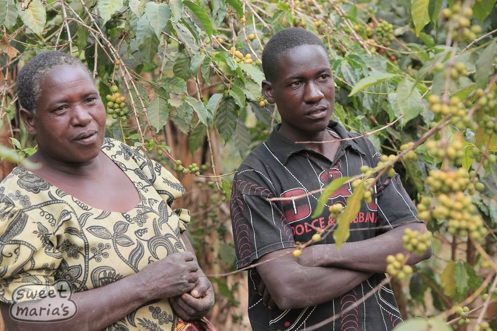 Coffee farmers Tanzania