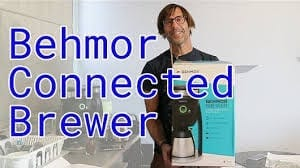 Behmor Connected Brewer - A Video Overview
