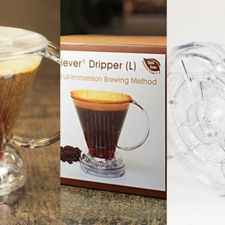 The Clever Coffee Dripper Revisited