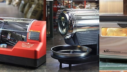 Product Guide: Drum Roasters