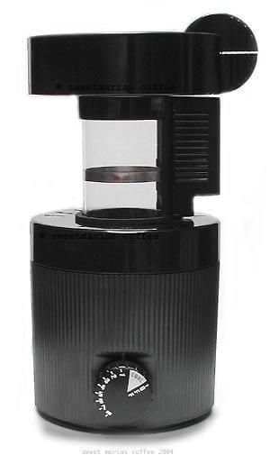 Freshroast Plus 8 home coffee roaster