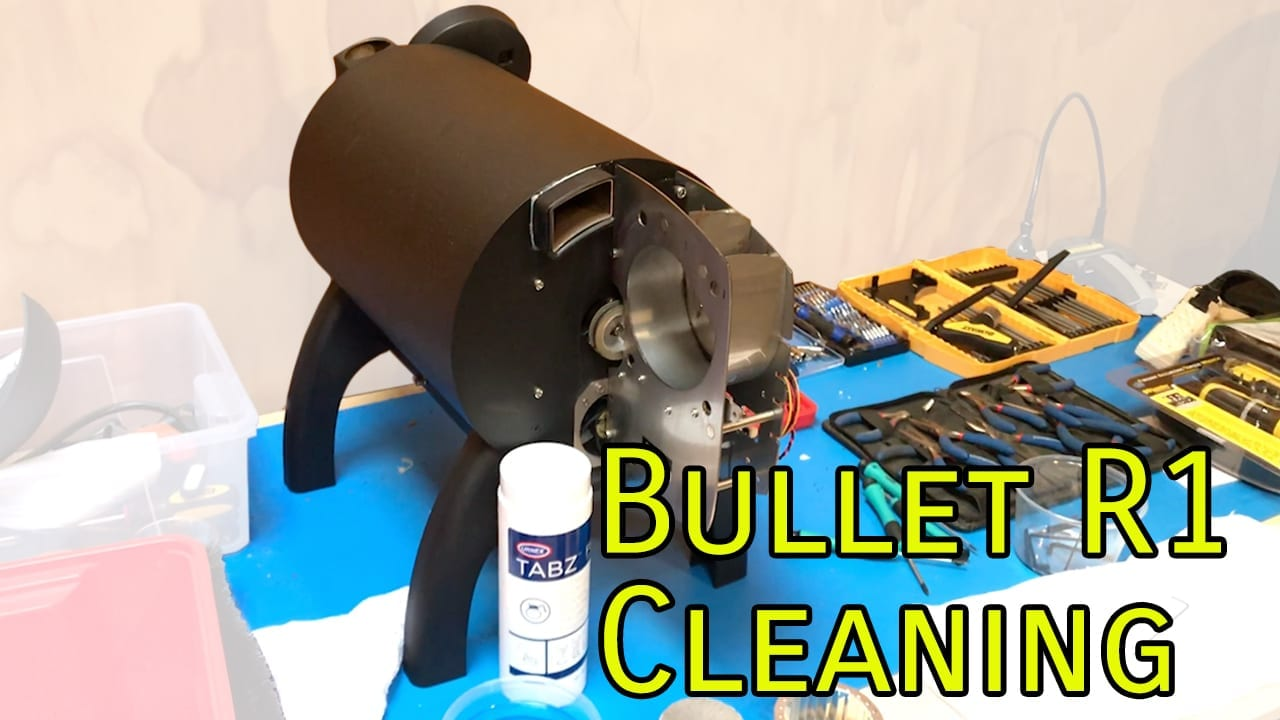 Bullet R1 Cleaning