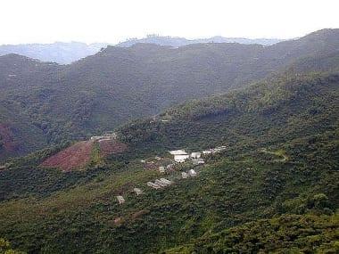 Huehuetenango - Finca Huixoc