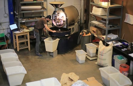 Behind The Scenes: Sweet Maria's Roasted Coffee