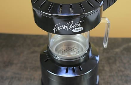 New Product Video Review: The Fresh Roast SR540