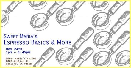 Espresso Basics & More