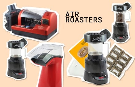 Air Roasters: An Overview