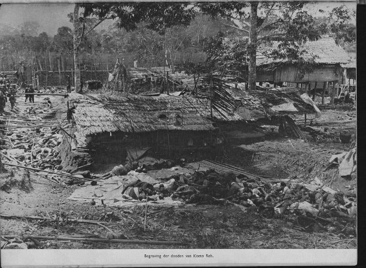 Gayo Village Massacre Aceh War