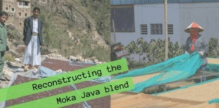 Moka Java: Re-Constructing the World's Oldest Blend