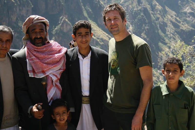 Thompson Owen photos from Yemen coffee trip