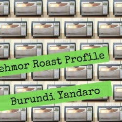 A collage of Behmor 1600 Plus coffee roasters