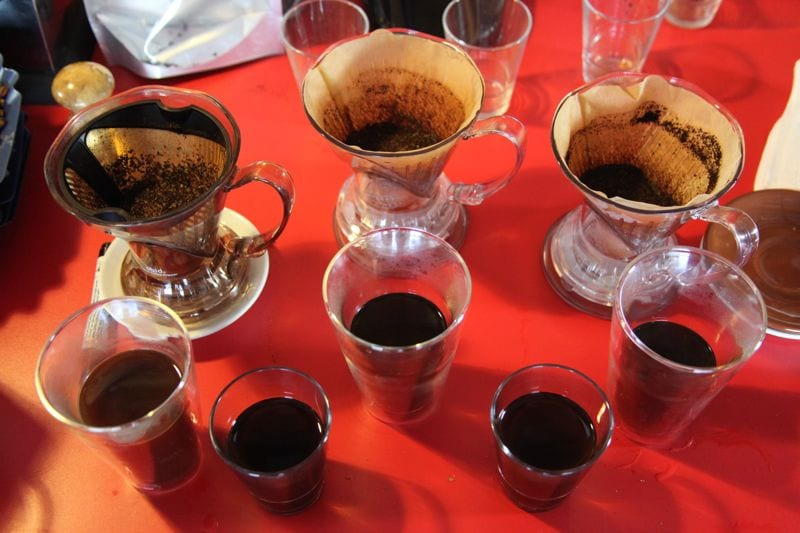 Clever Coffee Dripper tests