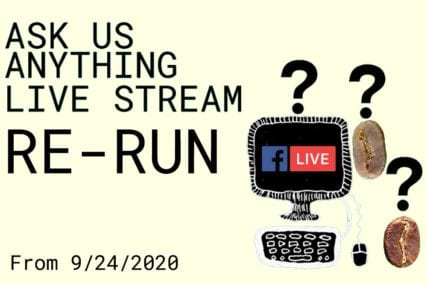 Ask Us Anything Live Stream ReRun