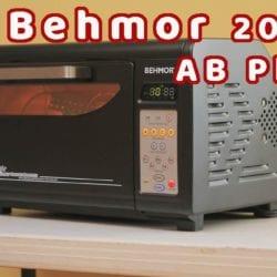 Behmor 2000 AB Plus -New Model for 2020
