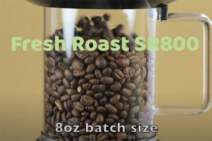 Fresh Roast SR800