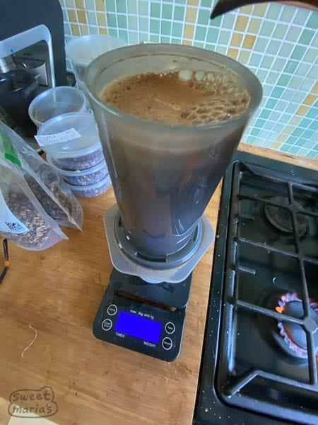 Prismo Aeropress Standard Brew Method