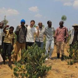 Rwanda Coffee Competition, 2010