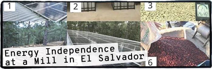 El Salvador Energy Independence