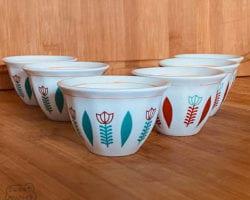 Ethiopia Cini Coffee Cup Sweet Marias Set of 6