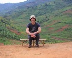 Thompson Owen, in Rwanda, Sweet Marias Coffee
