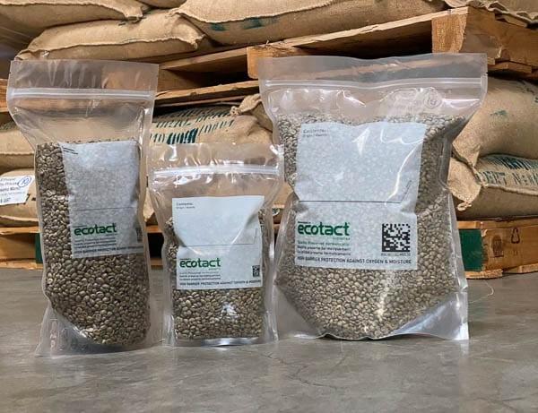 Ecotact Green Coffee Storage