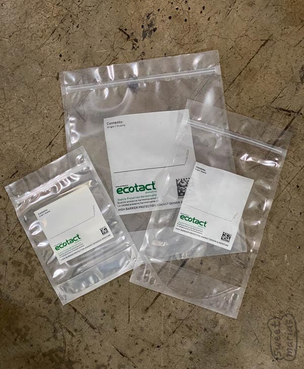 Green Coffee Storage Using Ecotact Hermetic Bags