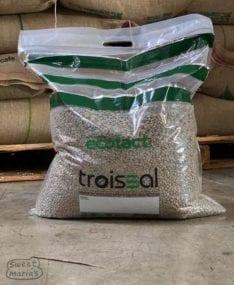 Ecotact Troiseal Green Coffee storage Bag