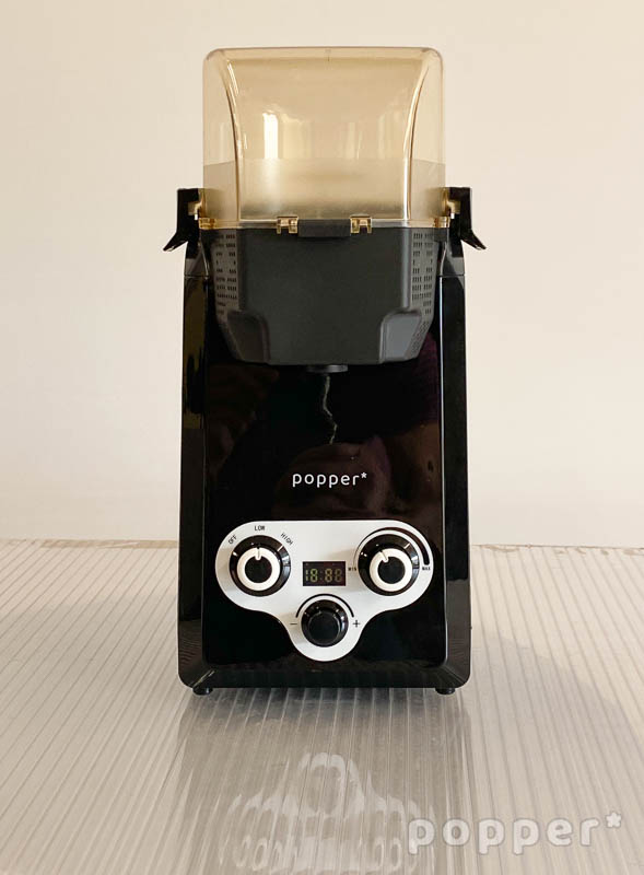 Popper Coffee Roaster Front View 1