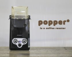 Popper Coffee Roaster Front View